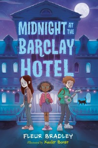 Midnight at Barclay Hotel