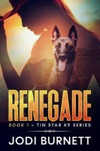 RENEGADE book cover