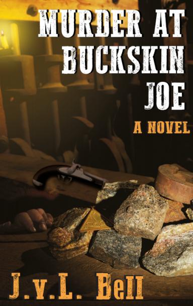 Murder at Buckskin Joe Cover